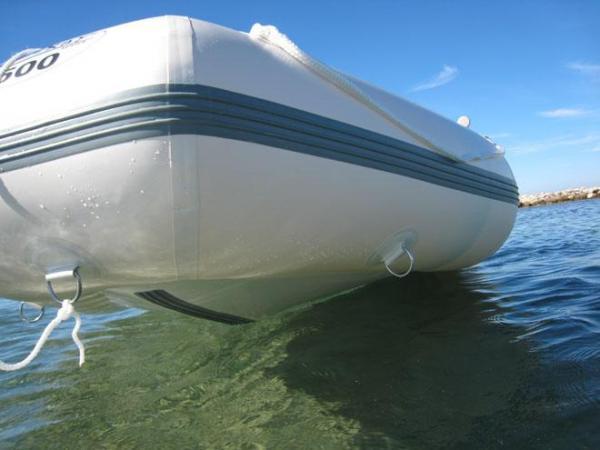 rubberboot motorboot sportboot Z-ray 400 en 500