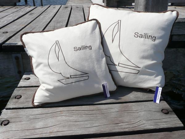 Sierkussens maritiem
