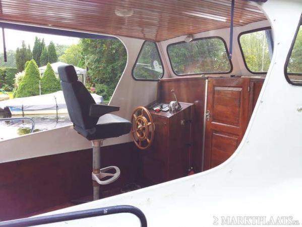 Cascaruda 40 pk vetus diesel motorkruiser