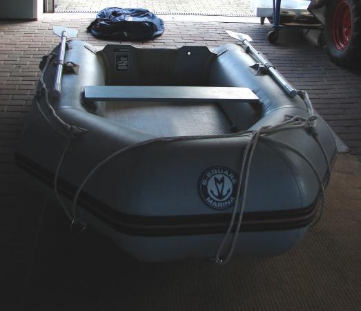 B-square marina rubberboot