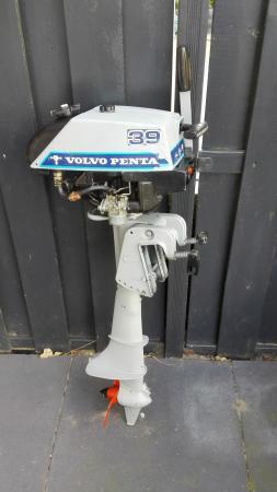4 PK Buitenboard Volvo Penta