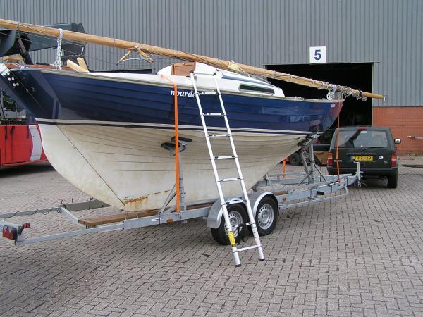 Nordic Folkboat Kerteminde werf DK