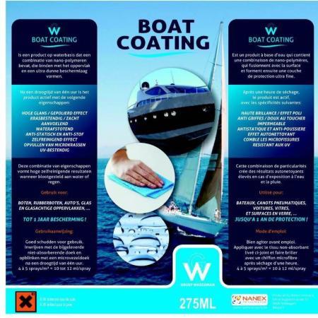 Boat Coating