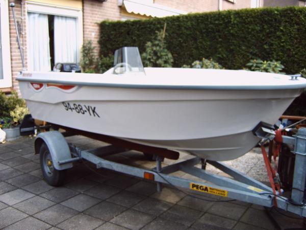 Speedbootje Terhi microfun