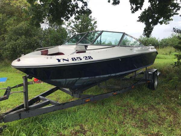 Searay Bowrider 160 open punt