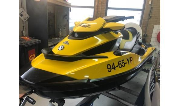 Seadoo rxt-is 255