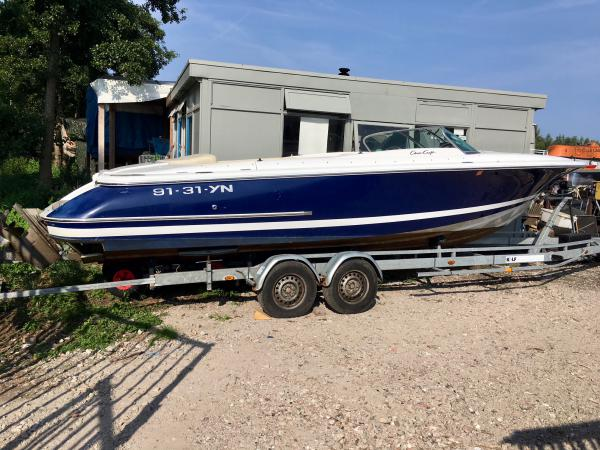 Chris Craft Launch 25 (VERKOCHT)