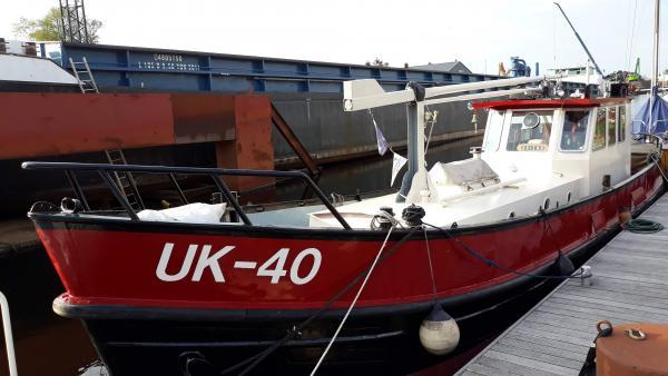 ex viskotter  UK40