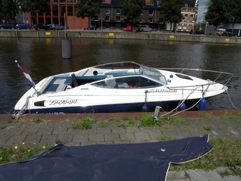 Bayliner Capri, 1993 met 4.3l v6 motor motorboot, speedboot