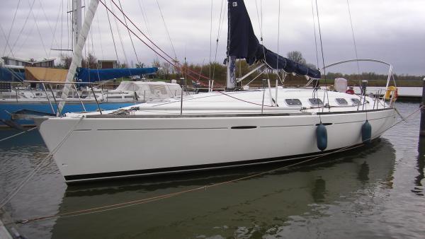 Beneteau first 42s7