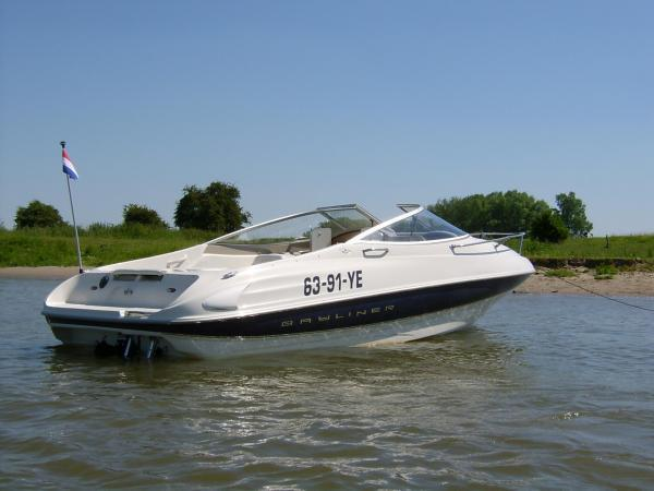 Bayliner 2052 LS capri  4.3l V6 190pk