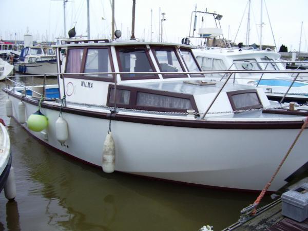 mooie moterboot