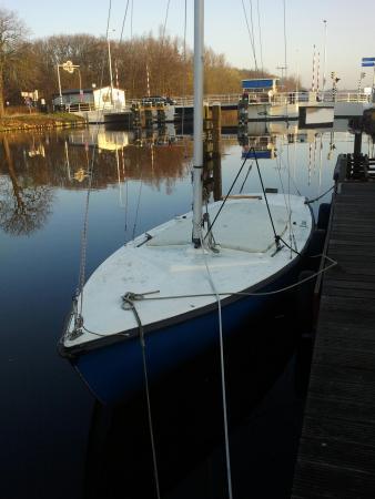 open zeilboot Skarl (lijkt op Randmeer en Centaur)