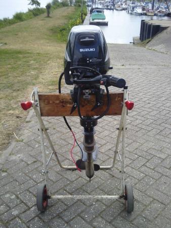 suzuki 4-tackt 15pk buitenboordmotor te koop